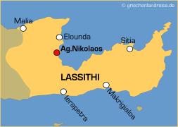 Agios Nikolaos Eine Der Schönsten Städte Kretas
