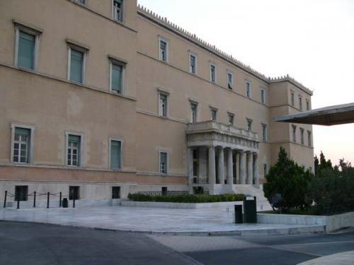 Athen - Gebäude