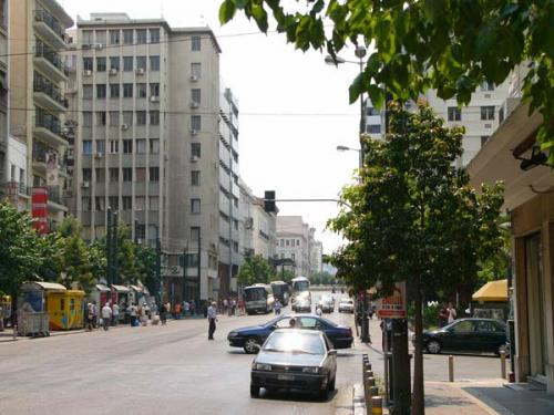 Athen - Straße
