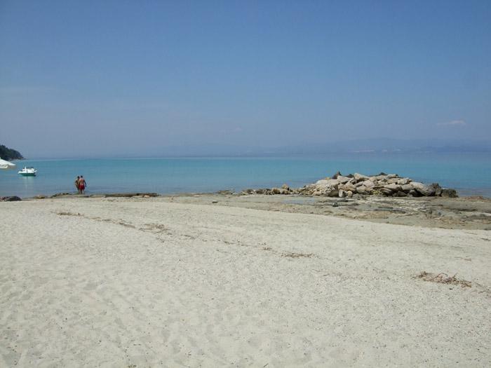 Chalkidiki schönster kassandra strand Strände