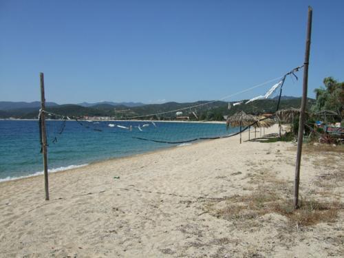 Eine Runde Beachvolleyball gefällig?