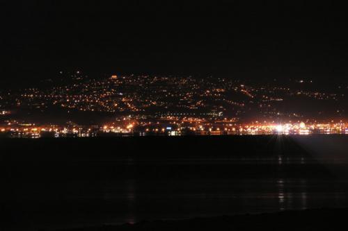 """Den Titel """"Heimliche Hauptstadt von Griechenland"""" hat sich Thessaloniki u.a. auch durch ihr reges Nachtleben verdient."""