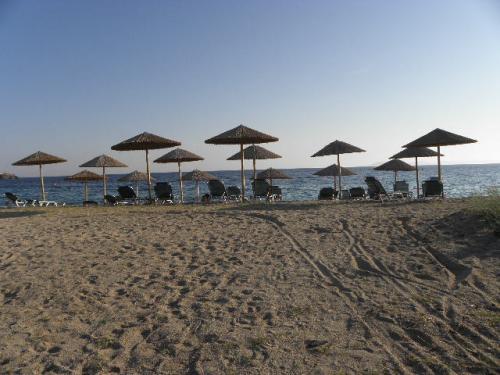 Strand von Toroni