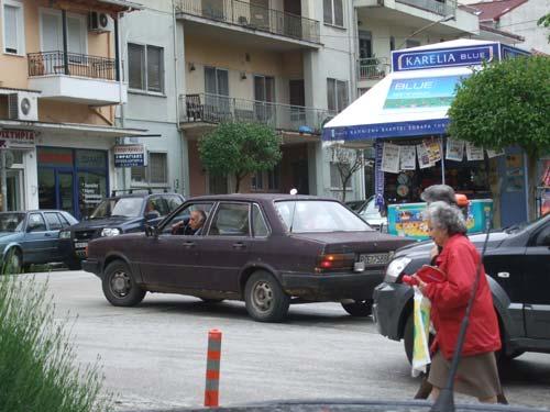 Auch das älteste Auto geht irgendwann mal kaputt...