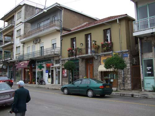 Viele der alten Häuser in Ioannina sind liebevoll originalgetreu restauriert