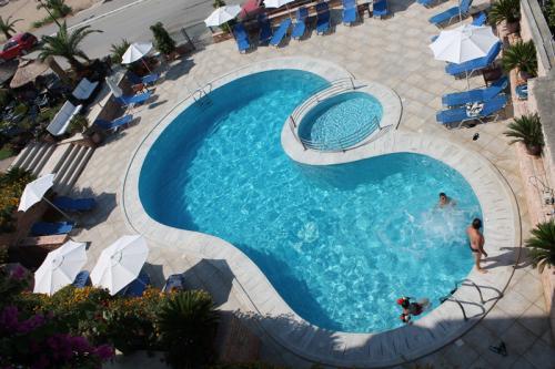 Und noch ein Blick auf den Pool
