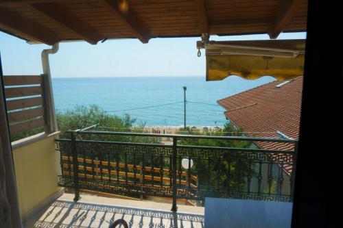 Apartment Nr 1 Balkon