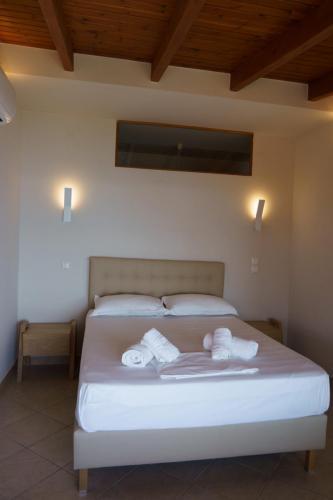 Apartment Nr 1 Schlafzimmer