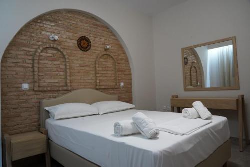 Apartment Nr 3 Schlafzimmer
