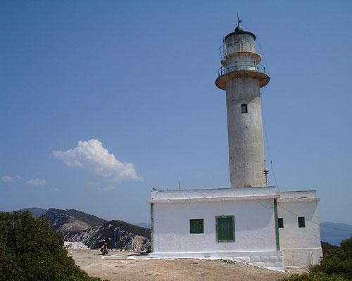Leuchtturm am Kap Dukato