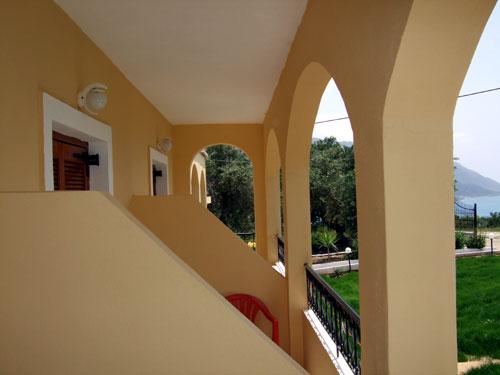 Studio: Balkon