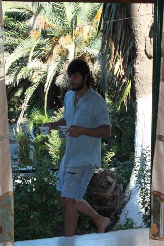 Vize-Chef vom Haus Nina: Kostas