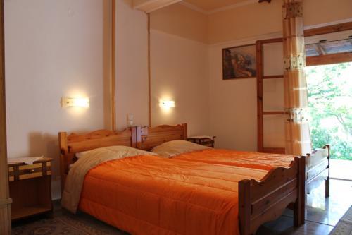 2-Zimmer-Apartment: Zwei Einzelbetten im zweiten Schlafzimmer
