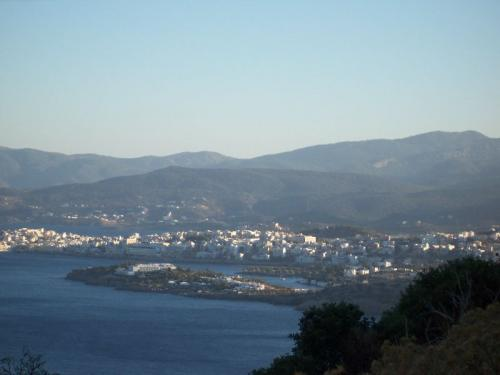In der Mirabella-Bucht im Nordosten von Kreta.