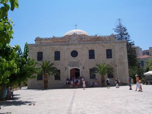 Kirche in Heraklion.
