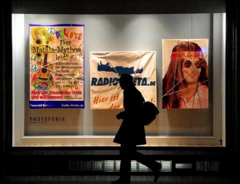 Werbung für das Festival 2010.