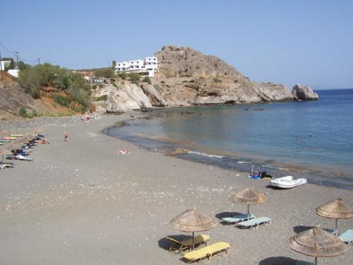 Pavlos Beach (Südküste, zwischen Agios Georgios und Preveli).