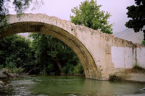 Distrikt Rethymnon - Venezianische Brücke.