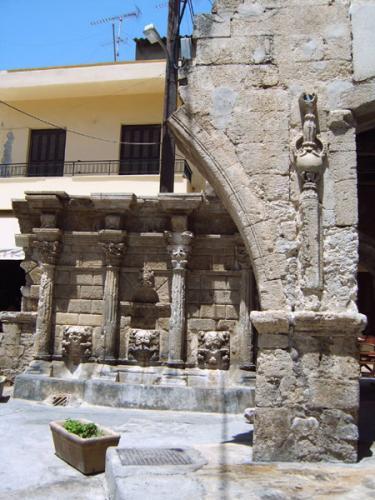 Distrikt Rethymnon - Venezianischer Brunnen.