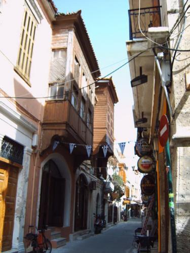 Distrikt Rethymnon - Die Altstadt von Rethymnon.