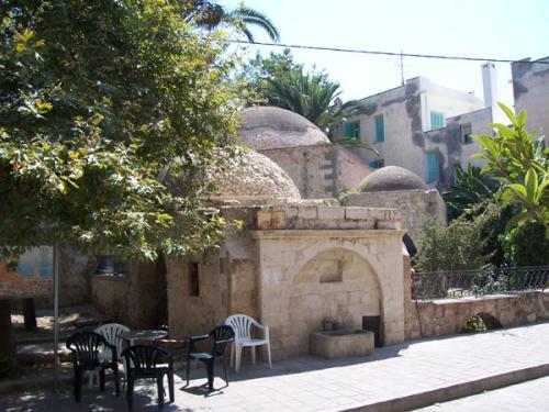 Die Altstadt von Rethymnon.
