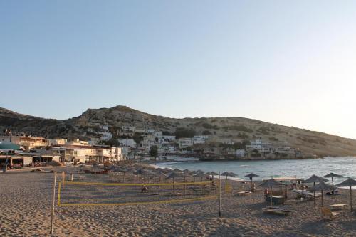 Strand von Matala