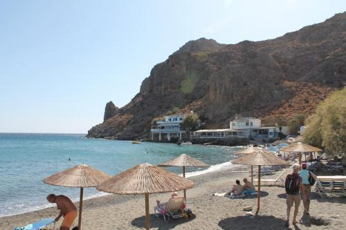 Strand von Lentas