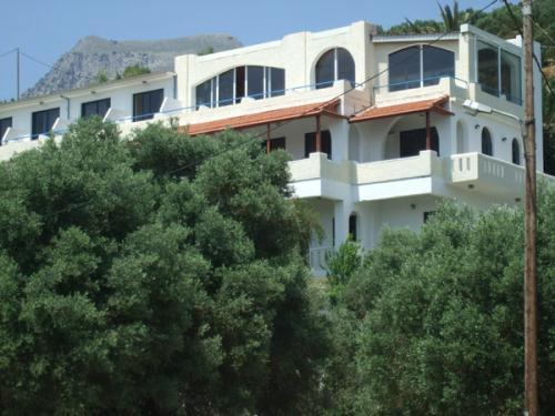 Ansicht des Hotel Lofos I