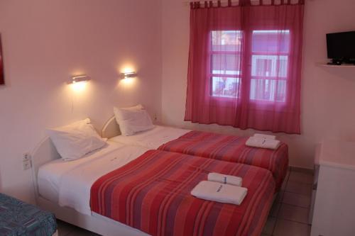 2-Zimmer-Apartment: Schlafzimmer