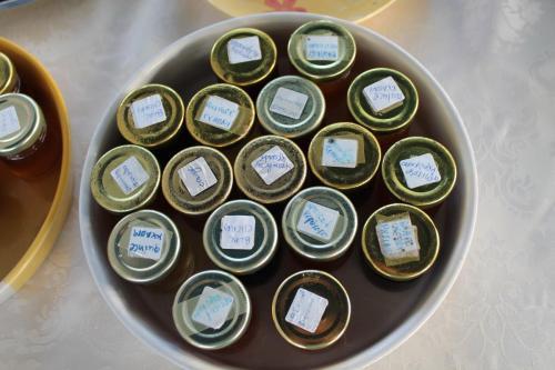 selbstgekochte Marmelade