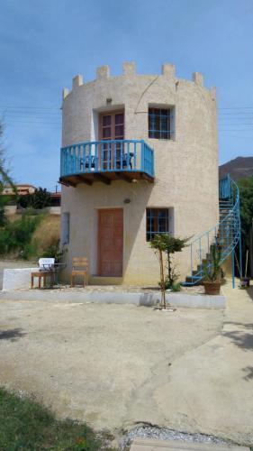 Der einzige Rapunzelturm Kretas!