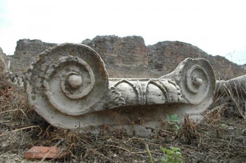 Die Agora von Argos