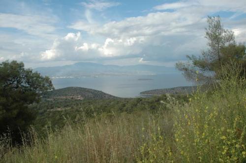 Bucht bei Korfos