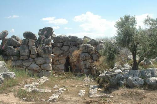 Mykenische Burg Tirnys