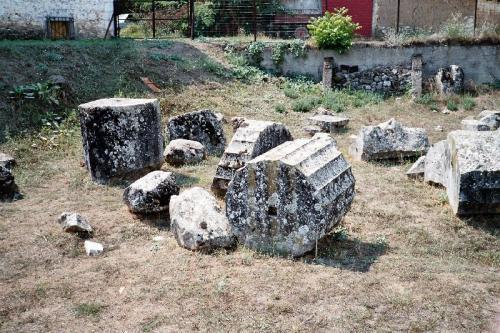 Tegea (Peleponnes) Ausgrabungen