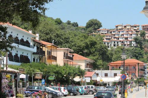 Panorama in Agios Ioannis.