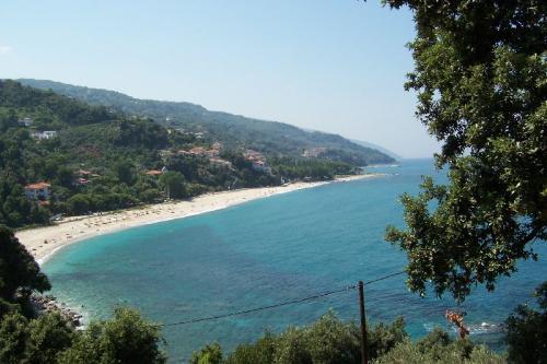 Strand Papa Nero im Südosten von Agios Ioannis.