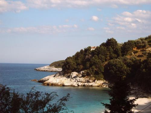 Die Bucht von Papa Nero.