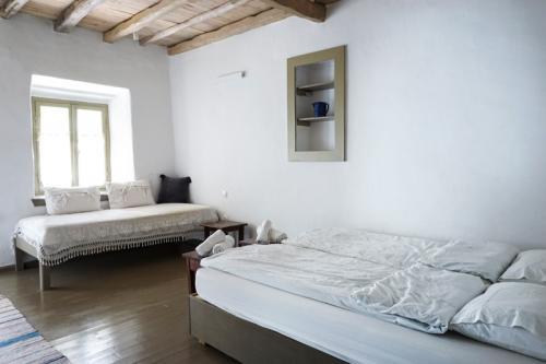 das Schlafzimmer des 2-Zimmer-Apartment
