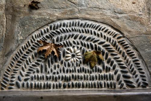 Mosaik im Germaniko