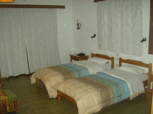 Doppelzimmer im Hotel Marabou