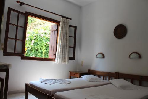 2-Zimmer-Apartment - das separate Schlafzimmer