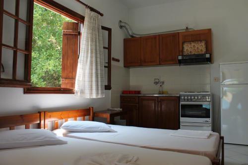 2-Zimmer-Apartment - Die Küchenzeile