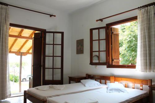 2-Zimmer-Apartment - Entweder Doppelbett oder zwei Einzelbetten